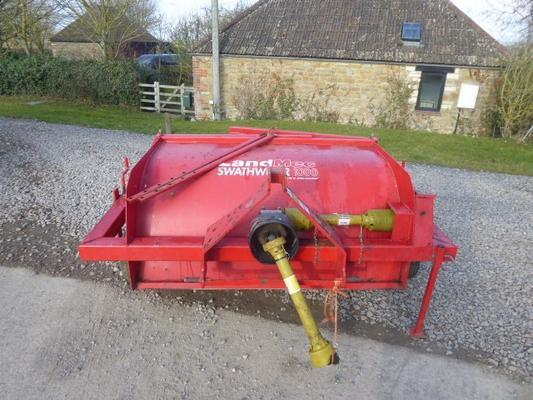 LANDMEC SWATHER WILTER