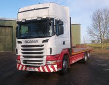 Scania R Series Twin Sleeper Cab