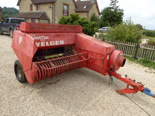 Welger  AP530 CONVENTIONAL