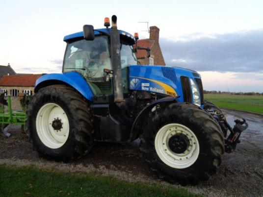 New Holland T8030 50K Tractor