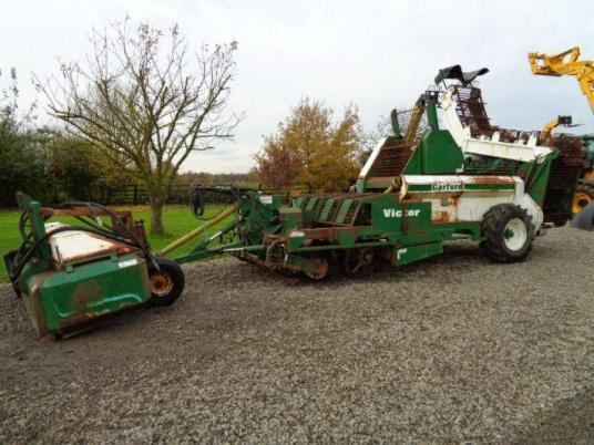Other Garford 4 Row Beet Harvester