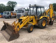 JCB 3CX BLACK CAB SITEMASTER PLUS
