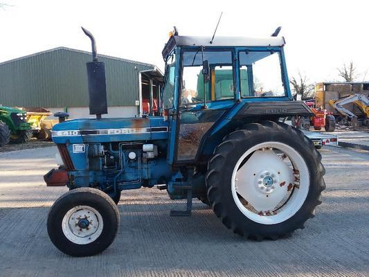 Ford  6410 SERIES 3