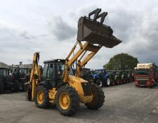 JCB 4CX Site Master Wheeled Digger (ST2120)