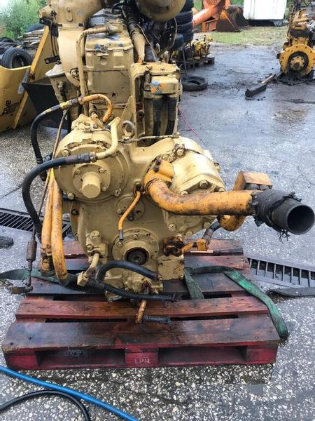 Komatsu D75S - Engine D75S / Cummins NTO6CI Engine parts