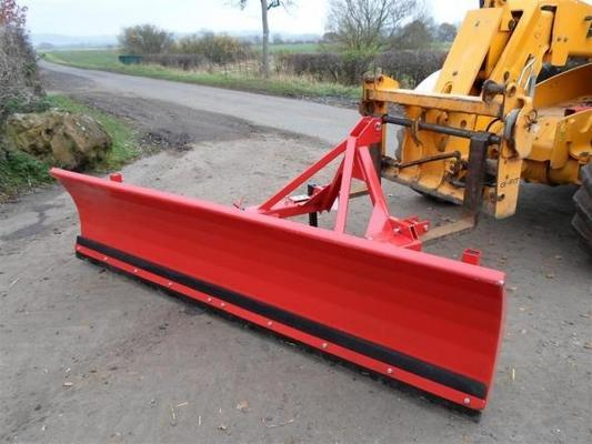 Hall Snow Plough