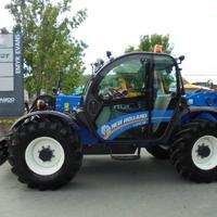 Used New Holland Skid-steers/excavators/stackers for sale