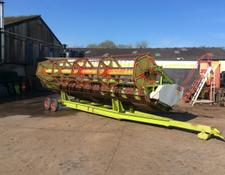 Claas 20ft forager header