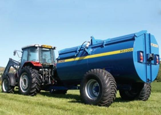 Other FLEMING MS1000 MUCK SPREADER
