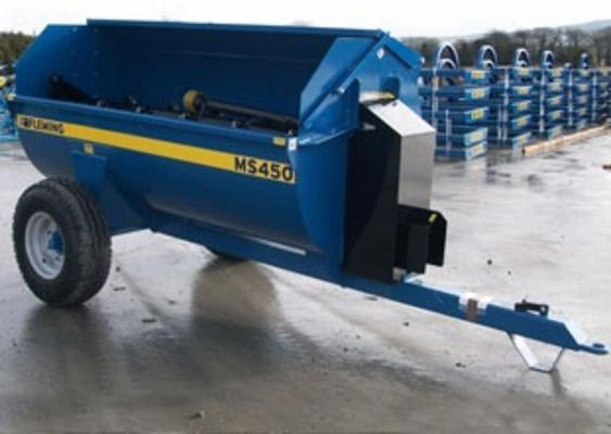 Other NEW FLEMING MS450 MUCKSPREADER