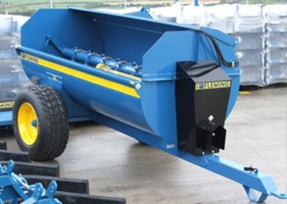 Other NEW FLEMING MS700 MUCK SPREADER