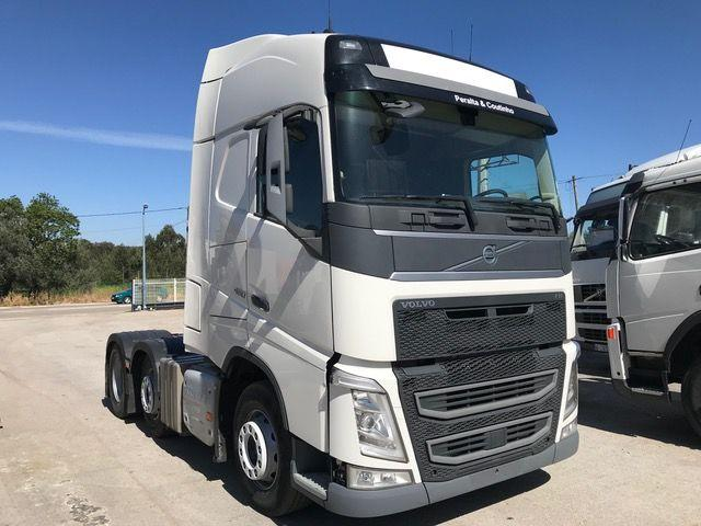 Volvo Fh 460 6x2 Euro 6 Engine Parts Used In 2040 078 Rio