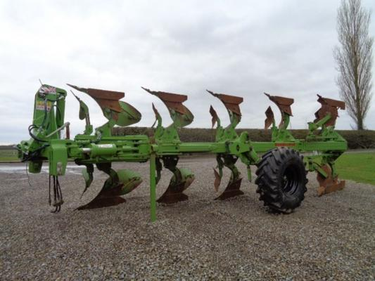 Dowdeswell Used  MA105 5F Reversible Plough