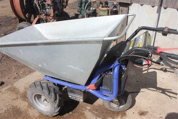 Other ELECTRIC TIPPER BARROW