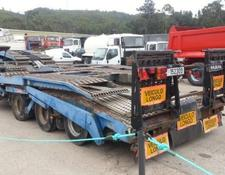 Lohr TRAILER FOR TRUCK TRANSPORT