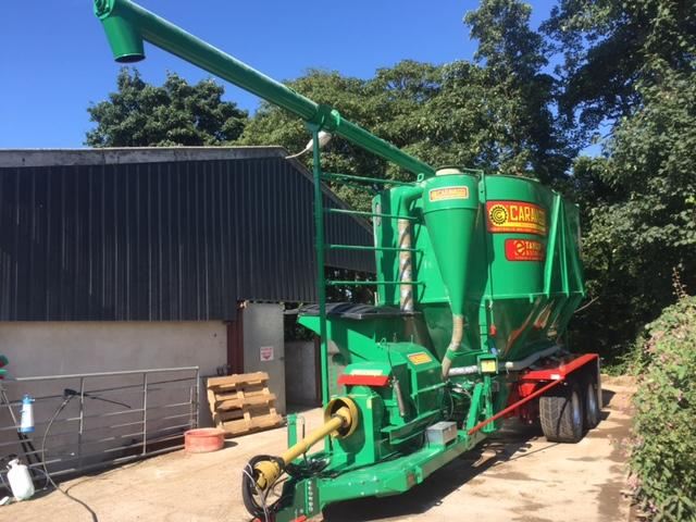 Other Caravaggi 2016 12t mill mixer