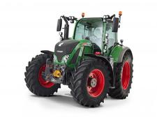 Fendt 718 Power Plus Tractor - £112,000 +vat