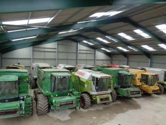Massey Ferguson Used Combines For Sale and wanted