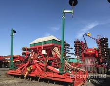 Kuhn Hr4001 and Accord