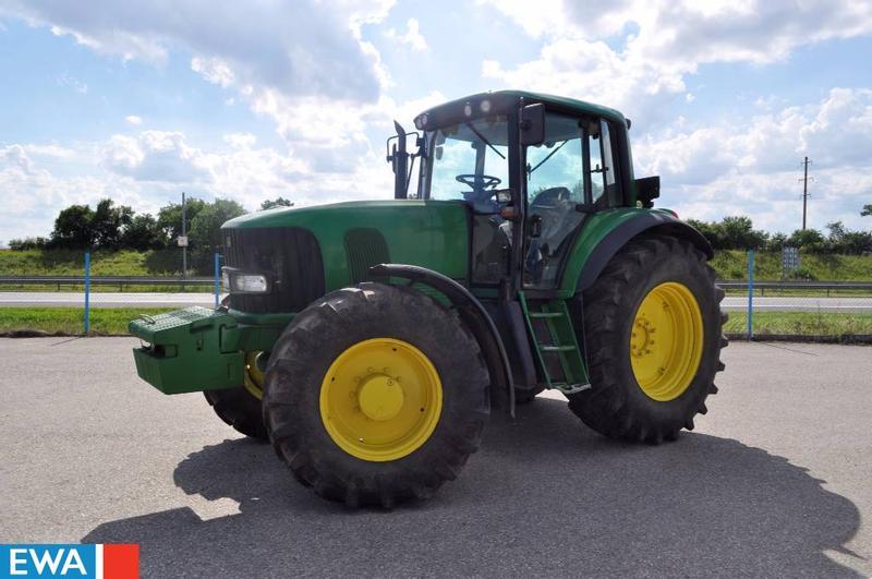 Etwas Neues genug John Deere 6920 Premium Tractors Used in LT-54311 Kumpių k @NV_21