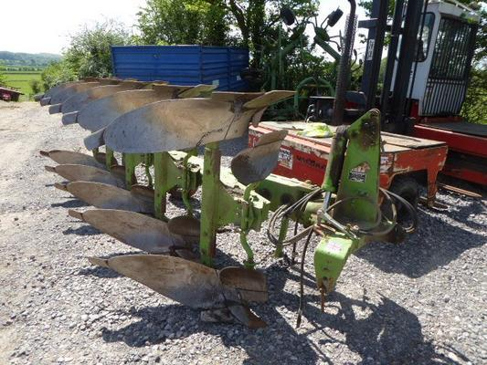 Other DOWDESWELL DP100S 5 FURROW
