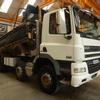 Daf CF85 8 X 4 STEEL TIPPER - 2010 - MX10 BCF