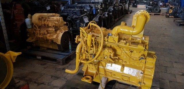 Komatsu /Engine S6D95L-1 Engine parts Used in 2040 -078 RIO MAIOR