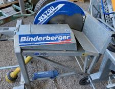 BINDERBERGER WS700Z