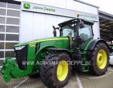Used John Deere 8370r Autotrac Tractors For Sale Classified Fwi Co Uk