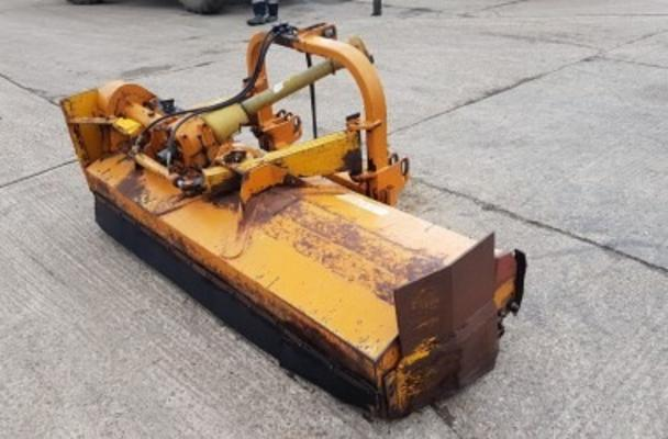 VOTEX ROADMASTER 2.2M MOUNTED FLAIL MOWER