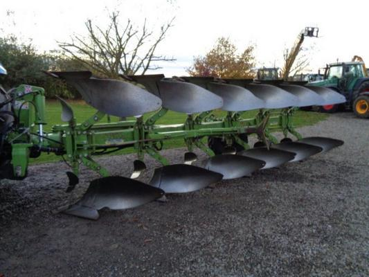 Dowdeswell Used  MA145 6F On-Land In-Furrow Plough