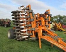Simba CULTIPRESS 4.6 metre ProActive Tine, DD rings, 2008