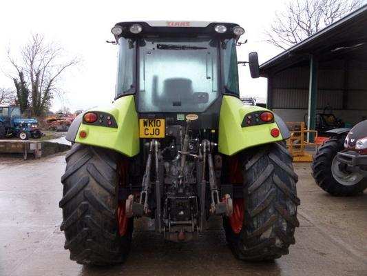 Claas  410 ARION