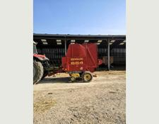 New Holland 654 Round baler