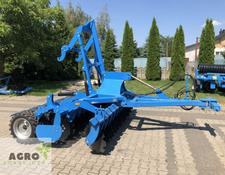 Agristal Scheibenaggregat 2,5m / Aggregat / Disc Cultivator Trailed (ATO) / Agregat zawieszany