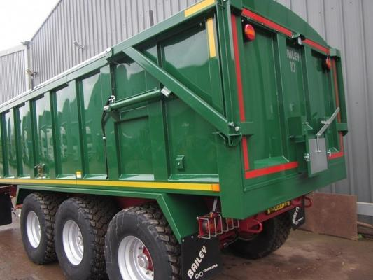 Other Bailey TB 20 Ton Tri-axle trailer