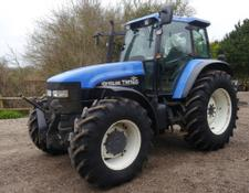 New Holland TM165 4wd Tractor