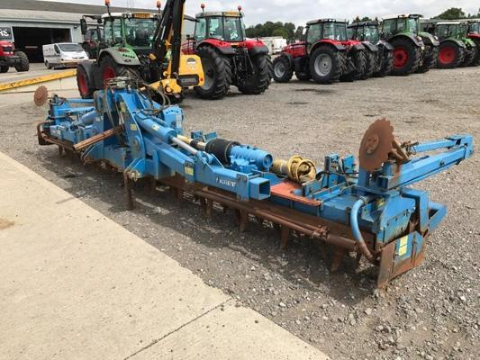 Rabe T6001668 - 2005  6.00m Corvex Power Harrow