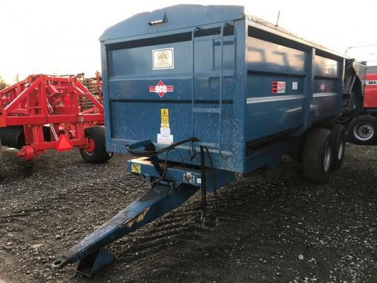 Other T218798A - AS Trailers Fenlander 14T Trailer