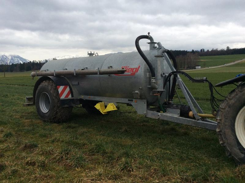 Fliegl VFW 10600 Einachs Fox