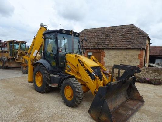 JCB  3cx power shift