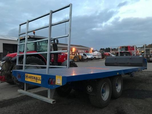 Other 7M005149 - 2017 Marshall 12 Ton BC25 Bale Trailer