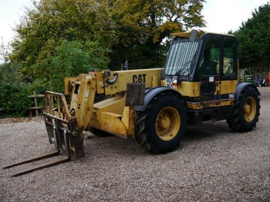 Caterpillar CAT TH63 Telehandler