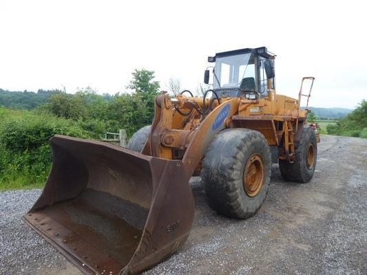 SAMUNG SL250~2 LOADING SHOVEL