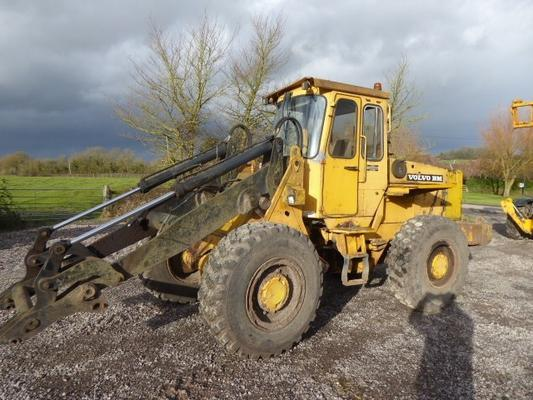 Volvo  L70 LOADING SHOVEL