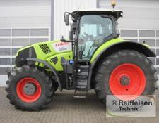 Claas Axion 830 C Matic