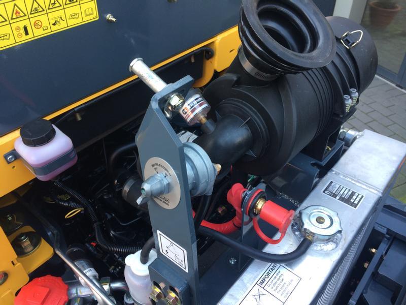 Mustang Mustang AL 406 Bügel Skid-steer loader Used in 48249
