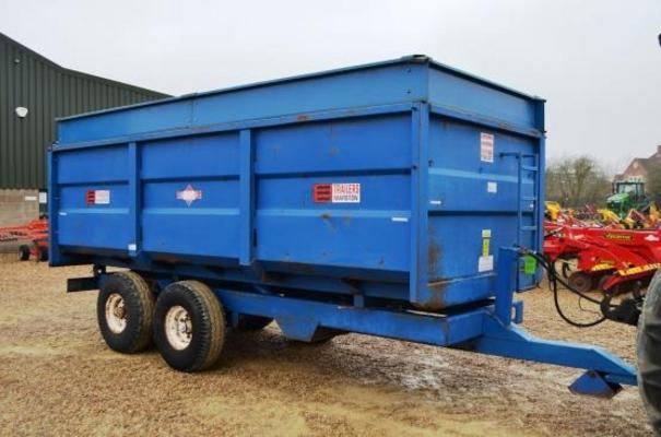 Other A S MARSTON TRAILER 10T 11010359