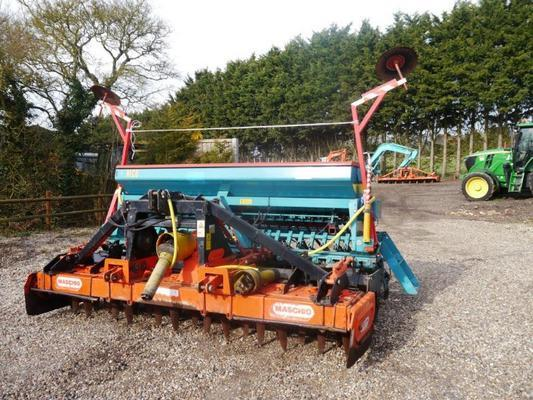 Reco Sulky Combination Seed Drill