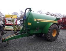 Conor 1600R fully recessed vacuum slurry tanker